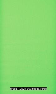 grupa A 2221-300,opace,verde