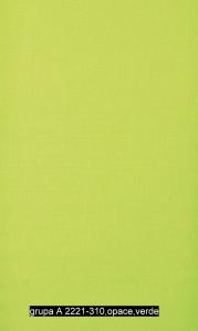 grupa A 2221-310,opace,verde
