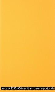 grupa A 2292-004,semitransparente,portocaliu
