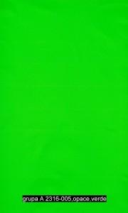 grupa A 2316-005,opace,verde