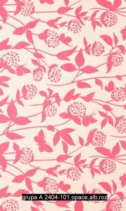 grupa A 2404-101,opace,alb,roz