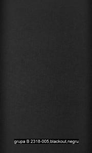grupa B 2318-005,blackout,negru