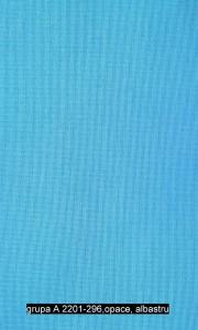 grupa A 2201-296, opace, albastru