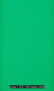 grupa A 2221-305,opace,verde