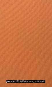 grupa A 2328-204, opace,portocaliu