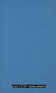 grupa CZ 621,opace,albastru