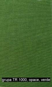 grupa TR 1000, opace, verde